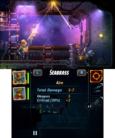 For a limited time, you can buy SteamWorld Heist from the Nintendo eShop on Nintendo 3DS at an introductory price of $16.99, and receive a free HOME Menu theme, until Dec. 31, 2015! (Photo: Business Wire