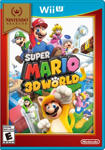Starting on March 11 , some of the most popular and critically acclaimed Wii U and Nintendo 3DS games become a part of the Nintendo Selects program and will be available at a suggested retail price of only $19.99 each. (Photo: Business Wire)