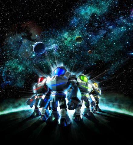 Metroid Prime: Federation Force is a first-person adventure fused with puzzle solving, focused on shooting and co-op gameplay. (Graphic: Business Wire)