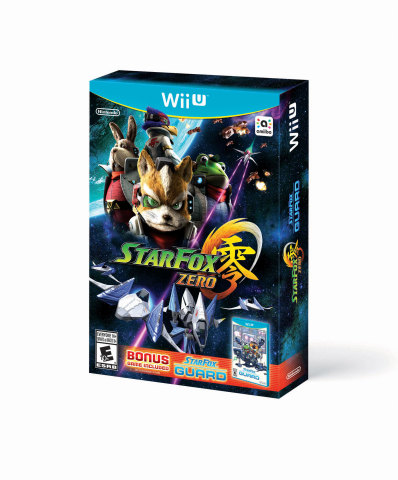 WonderCon attendees will be able to play Star Fox Zero and Star Fox Guard before the Wii U games launch on April 21. (Photo: Business Wire)