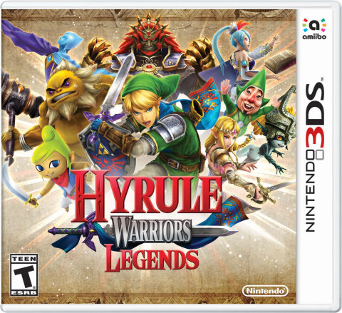 At WonderCon there will be a Hyrule Warriors Legends panel and meet-and-greet featuring developers from the game. (Photo: Business Wire)