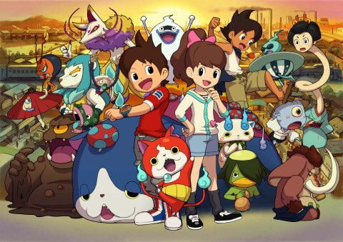 YO-KAI WATCH 2 launches in the U.S. exclusively for the Nintendo 3DS family of systems  on Sept. 30  (Graphic: Business Wire)