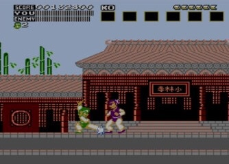 In Flying Dragon: The Secret Scroll, set off on a journey to complete the mystical Mandara Seal and activate its magical powers in this NES action game. (Graphic: Business Wire)