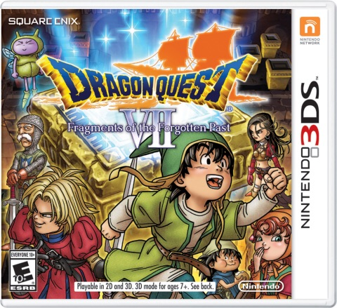 During PAX West, the producer of Dragon Quest VII: Fragments of the Forgotten Past from Square Enix will host a game-focused developer discussion at 1:30 p.m. on Sept. 4 at the Hydra Theater. (Photo: Business Wire)
