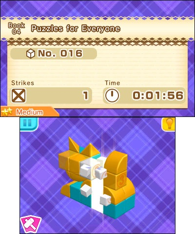 The Picross series has a fresh new layer of paint – and strategy! (Graphic: Business Wire)