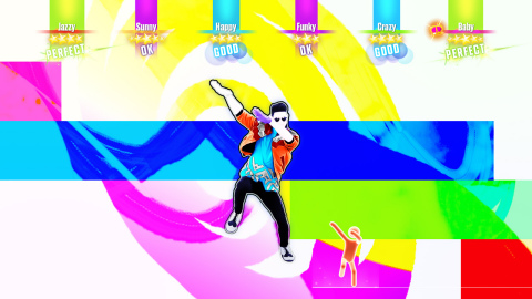 Just Dance 2017 is more fun and easier to play than ever. Shake your hips and wave your hands with the Just Dance Controller App – if you have a smart phone, you don't need an extra Wii Remote controller! (Photo: Business Wire)