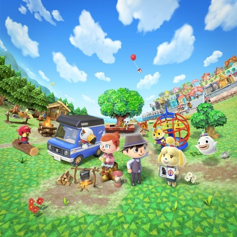 While many of the new features introduced in the Animal Crossing: New Leaf – Welcome amiibo update use amiibo, there are many that don't need amiibo at all. This makes the update perfect for all players, regardless of how many cool amiibo they own. (Photo: Business Wire)