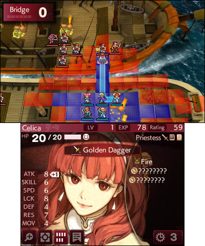 The Fire Emblem Echoes: Shadows of Valentia game is available  May 19.  (Photo: Business Wire)