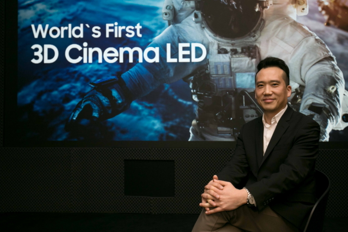 Dongsoo Koo, from Samsung's Enterprise Product Planning Group