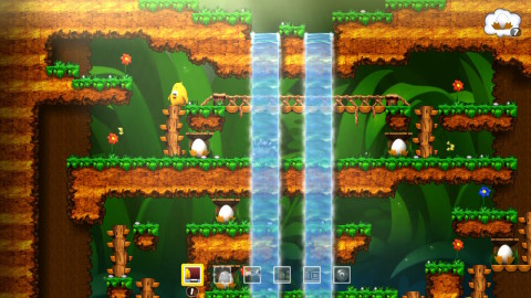 The Toki Tori game will be available  on March 30. (Graphic: Business Wire)