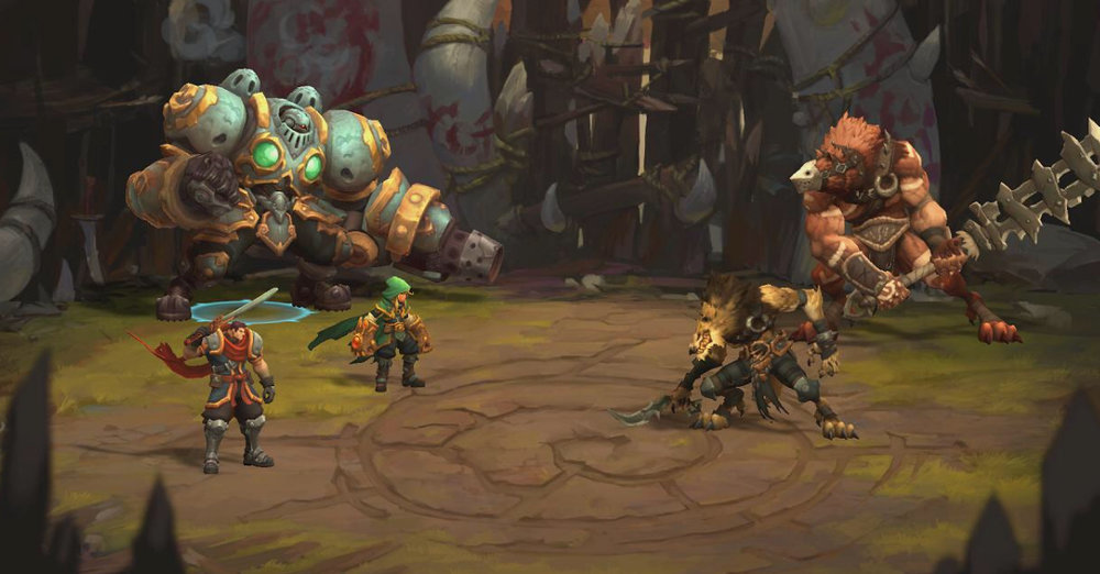 Battle Chasers: Nightwar is available  on May 15.  (Photo: Business Wire)