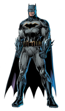 (DC Rebirth Version of Batman) No pictures or concept art from the new movie are public at this time