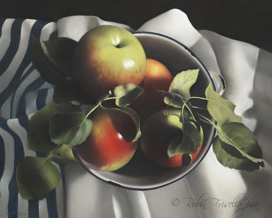 Apples & Stripes