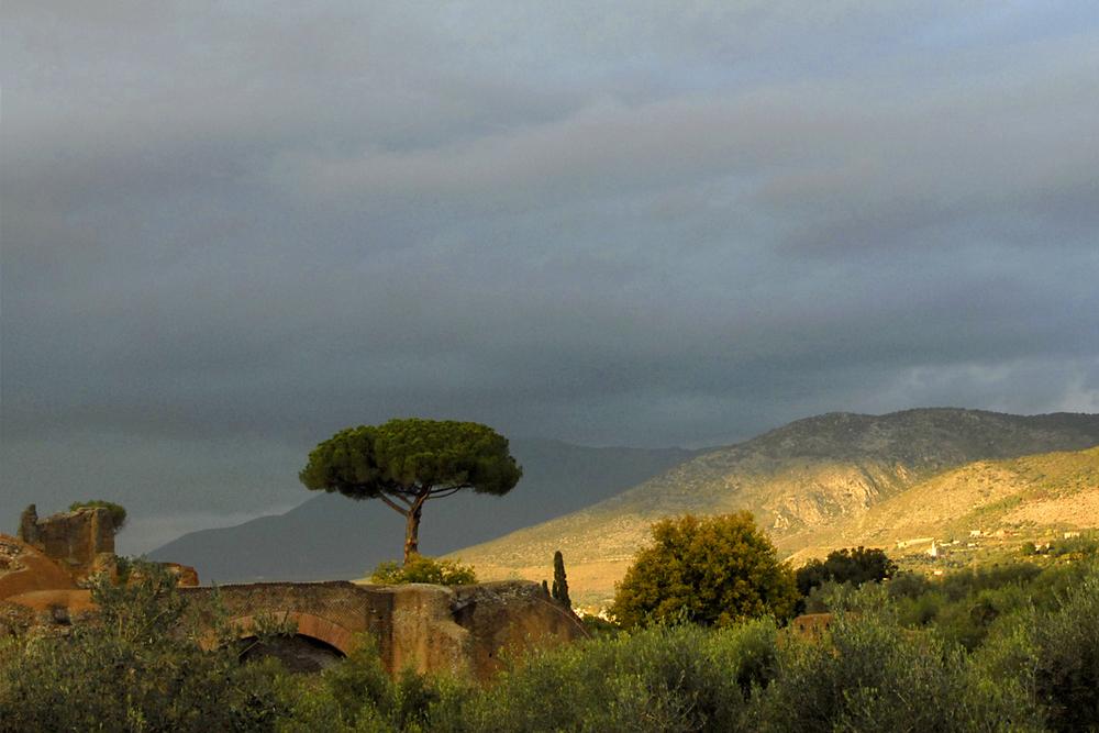 , Italy - Villa Adriana