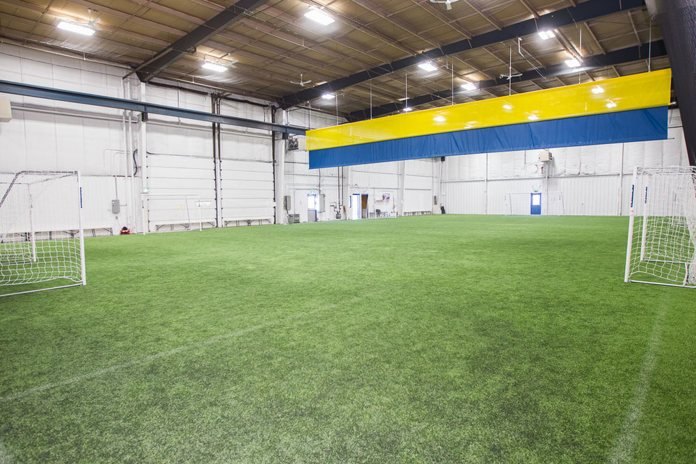 SPORTS TC - Phillet Indoor Training Centre.  9203 - 35th Avenue NW, Edmonton.  www.sportstc.com