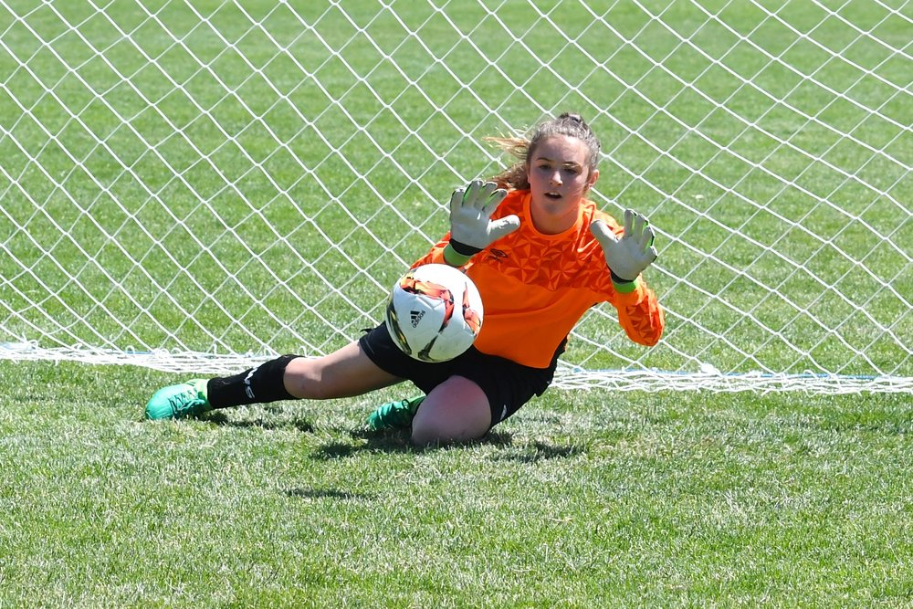 For Goalkeepers - GOALKING has trained more than 700 youth goalkeepers in the Edmonton Region since 2007, having today goalkeeper trainees positioned in the highest Elite soccer programs for youth players, as well as in Colleges and Universities in Canada.  GOALKING Academy is the place to learn how to improve and master your soccer skills as specialized goalkeepers.