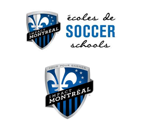 Montreal Impact - The Montreal Impact Soccer Schools aim to provide young players and coaches with dynamic, stimulating and fun training solutions developed over the year by technical and educational specialists at Montreal Impact, the only Professional MLS Club in Quebec.Source: https://ecoles.impactmontreal.com/mission
