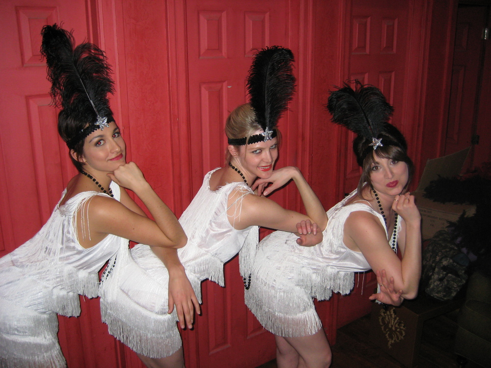 Pre Show Flappers