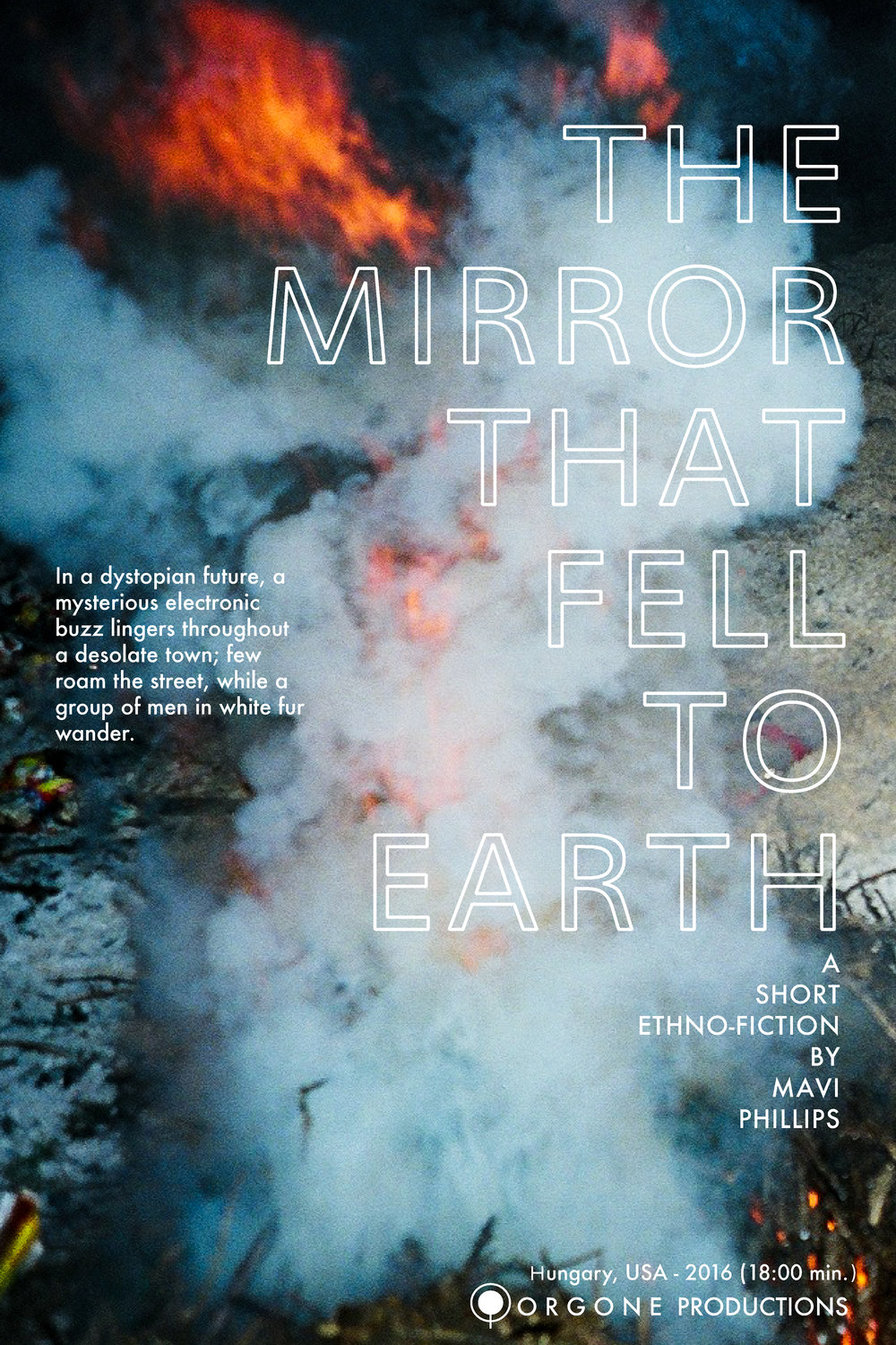 ETHNO-FICTION: Combining fiction + nonfiction, 'The Mirror That Fell To Earth' turns the Busojaras Festival into a dystopian end of the world.
