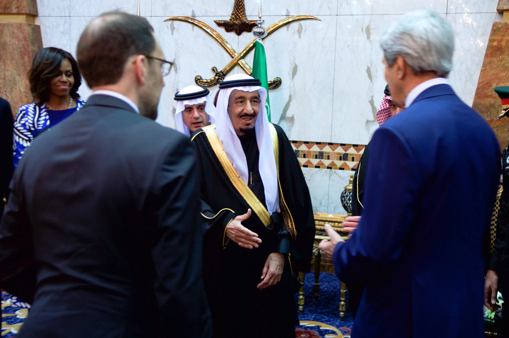 King Salman of Saudi Arabia  (Flickr/U.S. Department of State)