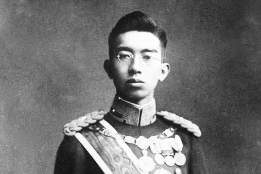 Emperor Hirohito. Image Source: Flickr /24354425@N03