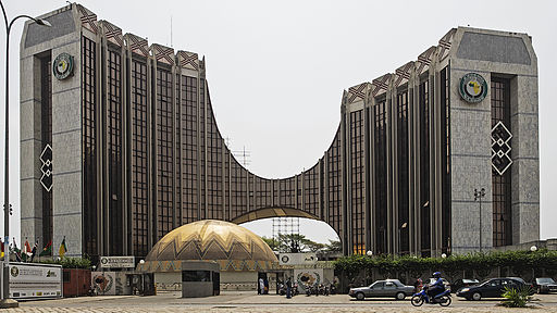 ECOWAS Bank for Investment and Development headquarters in Lomé, Togo.                             Image Source: Wikimedia Commons/ Willem Heerbaart