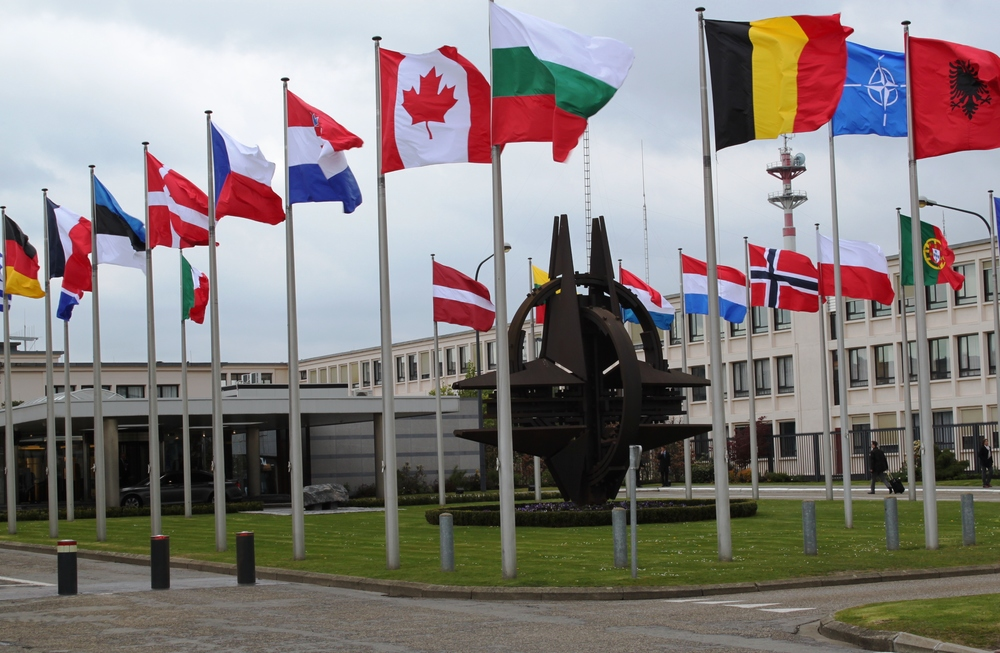 NATO HQ, Photo Credit:  Utenriksdepartementet UD  via Flickr