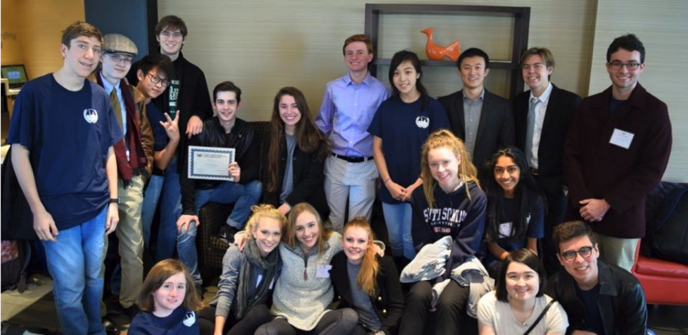 Westlake High School Model UN Team
