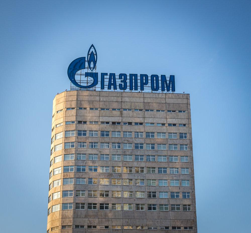"Image:"" Gazprom ""( CC BY 2.0 )by  Thawt Hawthje"
