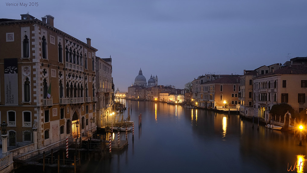 Morning Venice