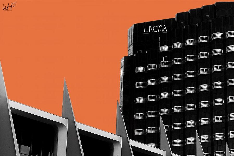LACMA Sails
