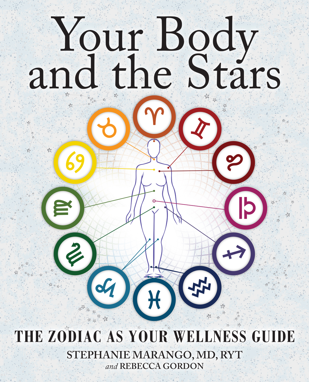 Buy our New Book on Amazon Today. Unlock your code to ideal health in this interactive astrology guide for well-being. -