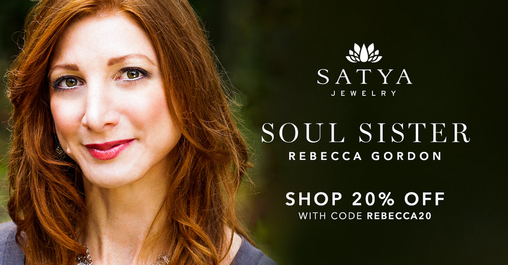Use Code REBECCA20 For Satya Jewelry Here - Explore my favorite pieces and more here. Love her Astrological Jewelry!