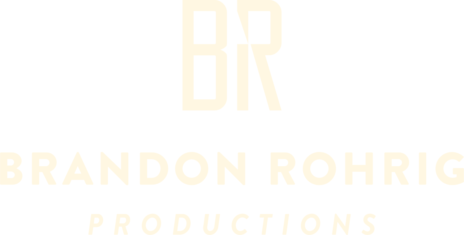 Brandon Rohrig Productions