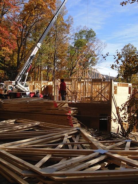 Cedar Creek Home Finished