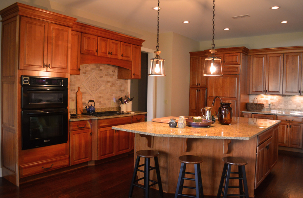 Click image to view home     The Cedar Creek Home