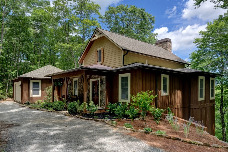 Click image to view home     The Cannon Ridge Home
