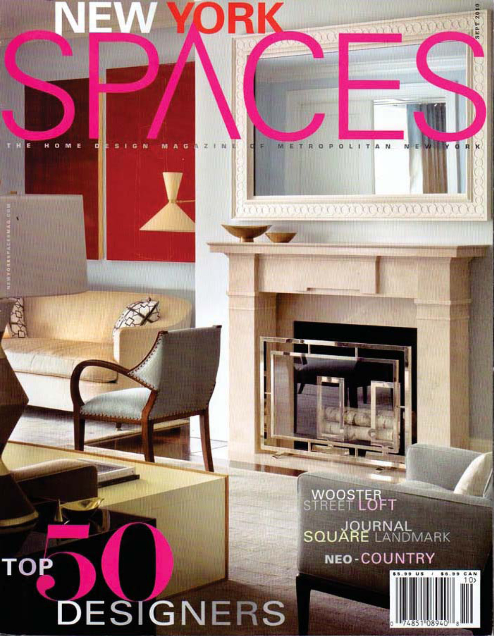 NY Spaces September 2010