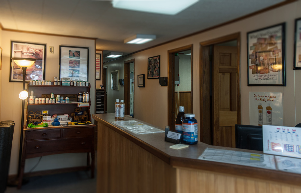 Welcome to our office. In this non-clinical setting you will be comfortable and can freely interact with the staff and Doctor during your visit.