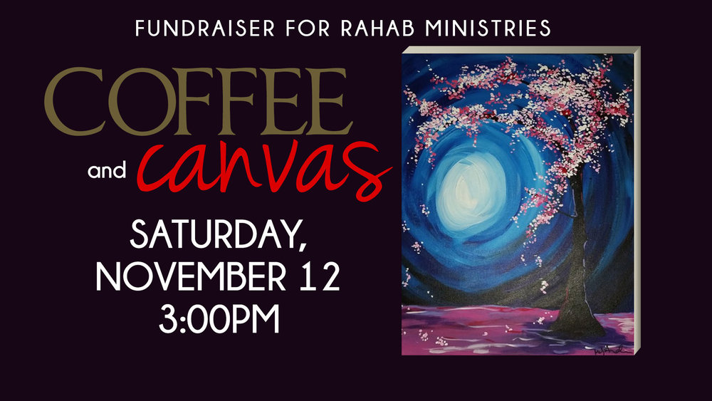 Cost is $40 per person, 18 and older please.  All proceeds will be given to  Rahab Ministries  to help victims of human trafficking.  Registration is required - payment reserves your spot.