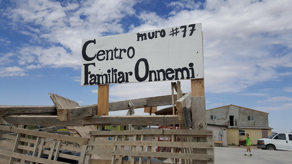 In July, our team will be working with the Onnemi ministry team in Juarez, Mexico.