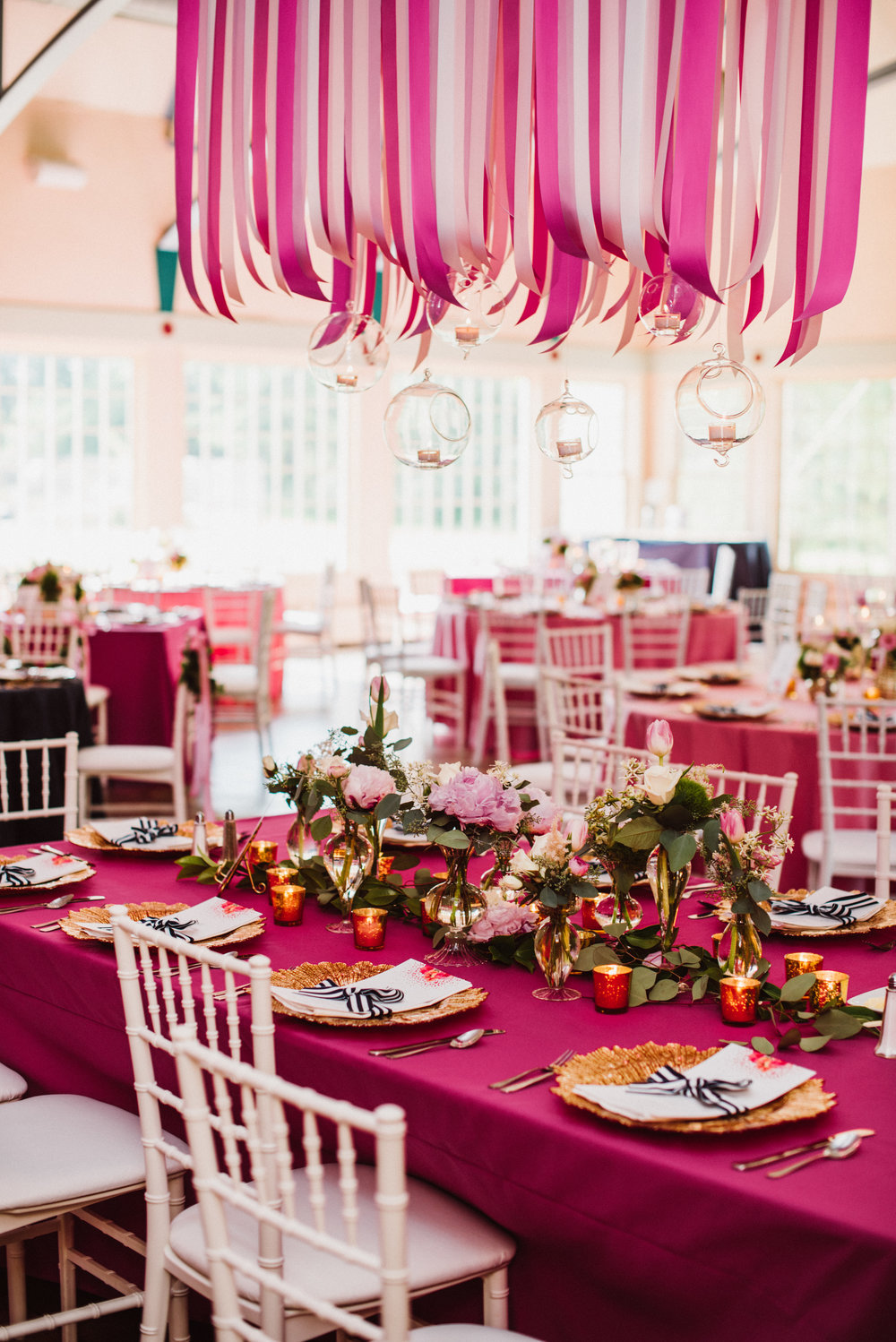 Bright, Fuchsia Celebration