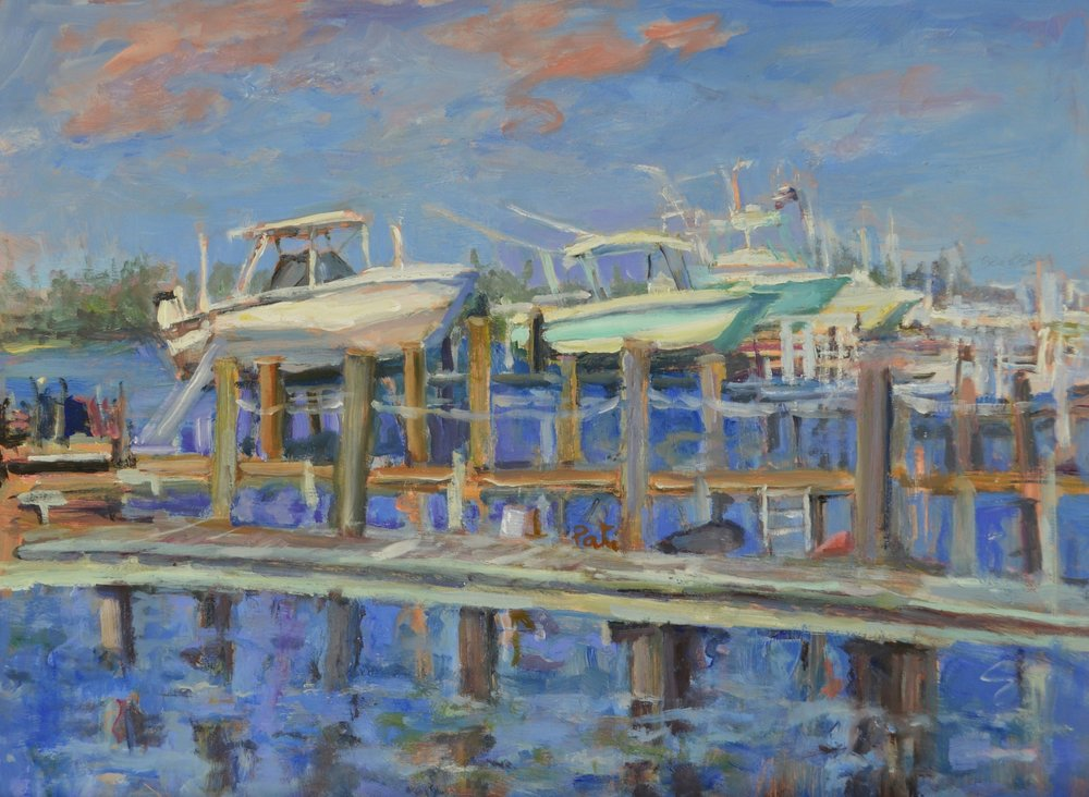 Docked- Sold