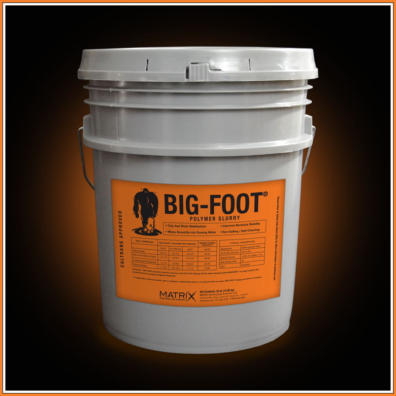 BIG-FOOT® Polymer Slurry