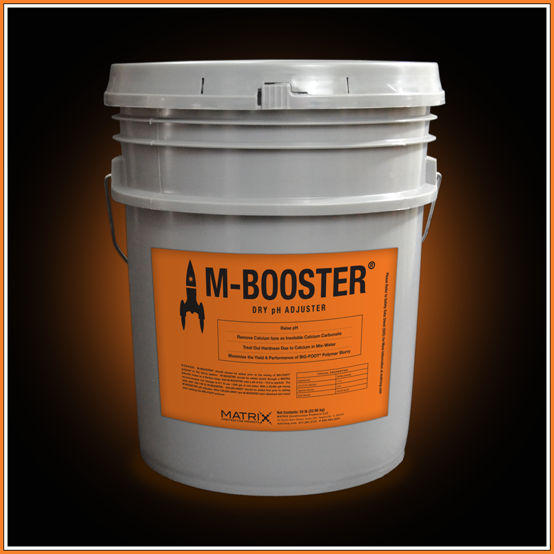 M-BOOSTER® Dry pH Adjuster