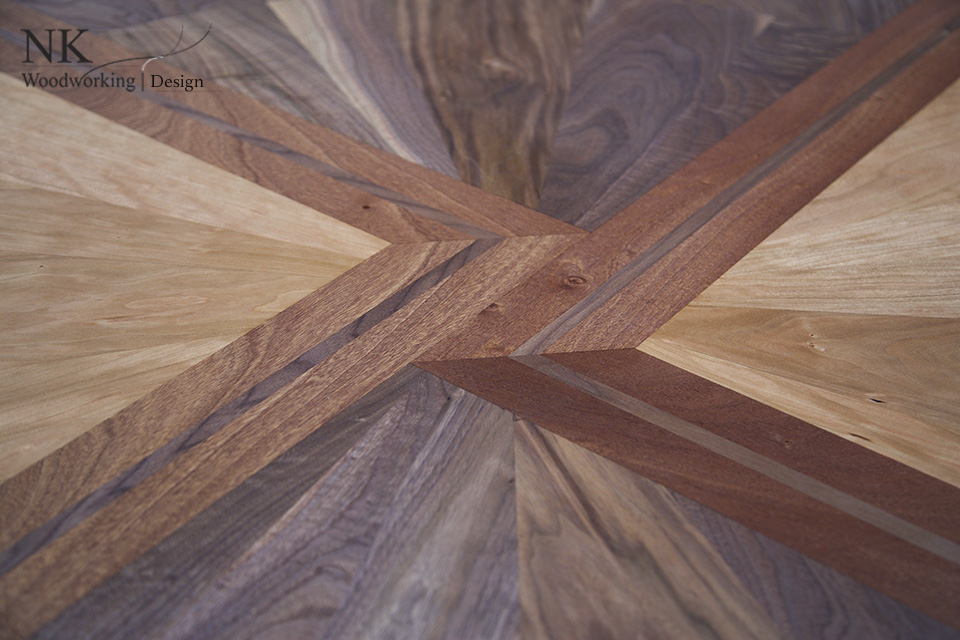 Woodworking as Art by NK Woodworking & Design