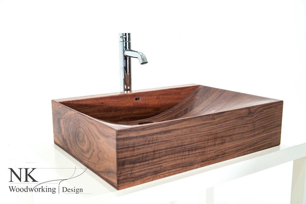 CUBE sink