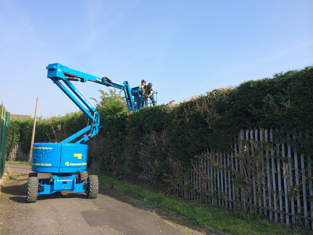 Arbortec Tree Surgeons Hedge Cutting Bolton