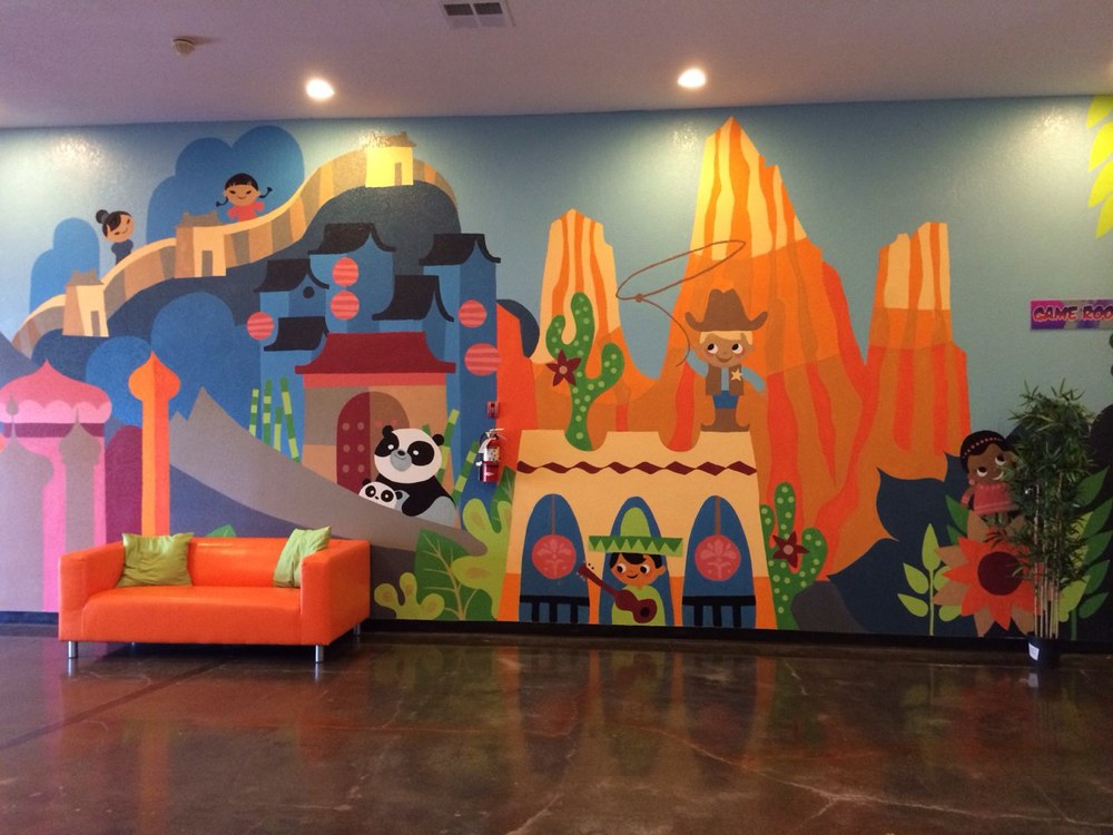 classroom rental in ontario, chino, rancho cucamonga