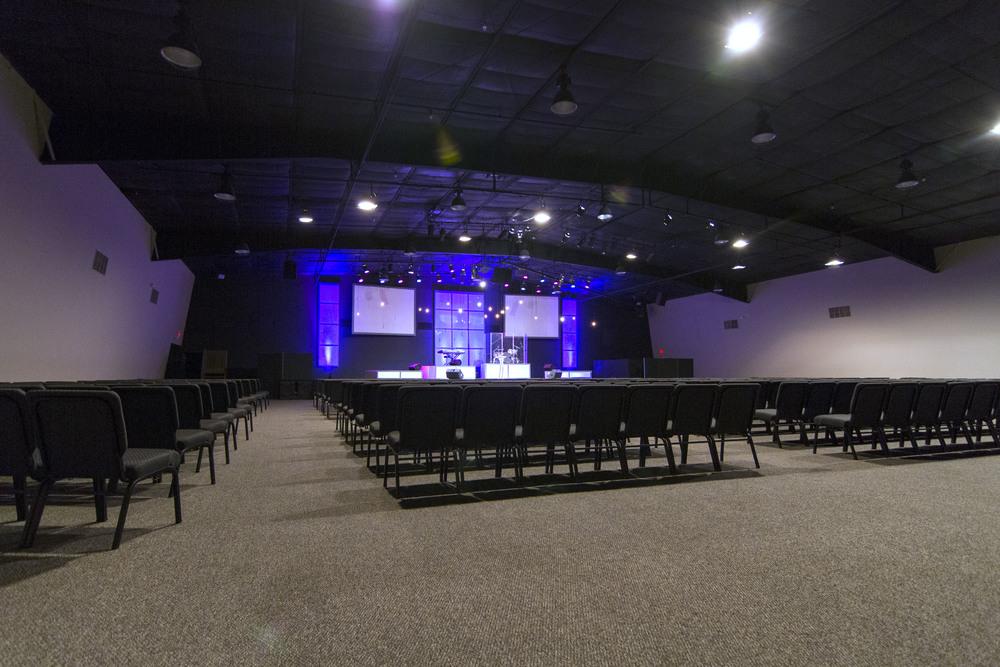 CEPC-D Main Hall